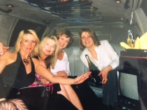Taster session in a luxury hearse